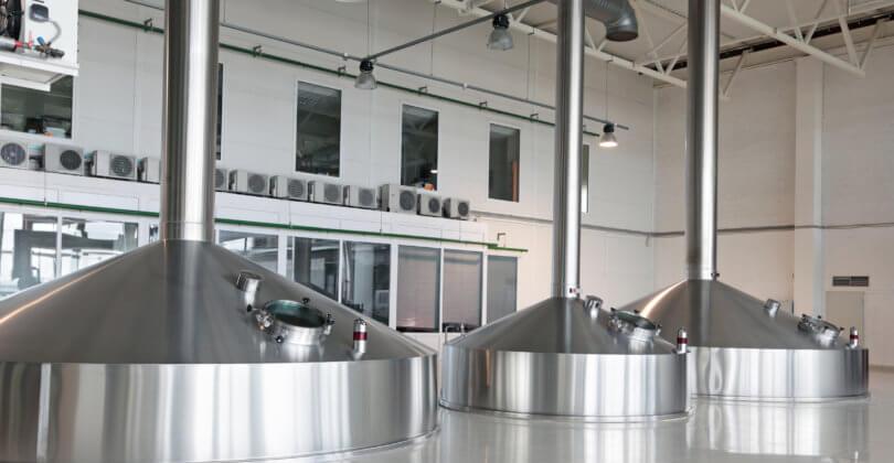 Sita przemysłowe do browarów i słodowni