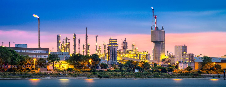 Sita przemysłowe w branży chemii i petrochemii