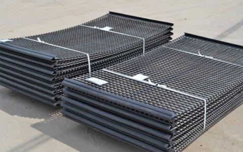 Tytan - welded screens with hooks