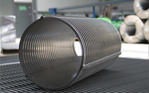 Pro-SLOT® wedge wire screw press screen