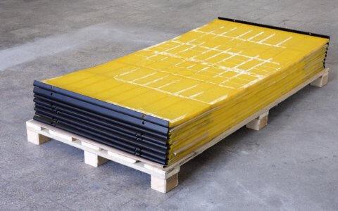 Tensioned polyurethane screens - Pro-FALC