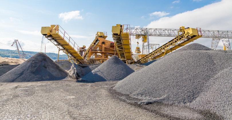 Sita przemysłowe do surowców mineralnych